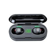 Tai Nghe Bluetooth True Wireless AMOI F9 5.0 Cảm Ứng Vân Tay, Dock Sạc có Led Báo Pin Kép - Hàng Nhập Khẩu thumbnail