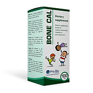 Bone Cal - Tăng Sự Hấp Thu Canxi & Hỗ Trợ Phát Triển Chiều Cao Cho Trẻ thumbnail