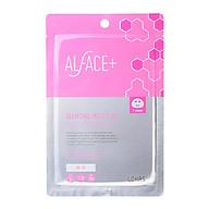 Mặt Nạ Siêu Dưỡng Ẩm Nhật Bản Alface Aqua Moisture Sheet Mask Diamond Moisture, Dành Cho Da Khô Và Da Nhạy Cảm, Với 17 Loại Axit Amin, 14 Chiết Xuất Thảo Mộc, Bảo Vệ Và Nuôi Dưỡng Da thumbnail