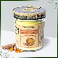 Tinh Bột Nghệ Nguyên Chất Umi Home (125g) Bột đắp mặt dưỡng da, cung cấp độ ẩm cho da, loại bỏ thâm nám hiệu quả thumbnail