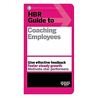 Harvard Business Review Guide To Coaching Employees thumbnail