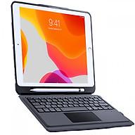 Bao da bàn phím Dux Ducis có TrackPad dành cho iPad 10.2 (2020 2019), iPad Air3 10.5 (2019), iPad Pro 10.5 (2017) - Hàng nhập khẩu thumbnail