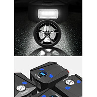Máy Bơm Lốp Xe Mini Cao Cấp Bơm Lốp Ô Tô Xe Máy Xe Đạp Và Các Thiết Bị Khác - Bạn Đồng Hành Trên Những Chuyến Đi Xa thumbnail
