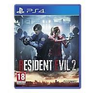 Đĩa Game PS4 Resident Evil 2 Remake - Hàng Nhập Khẩu thumbnail