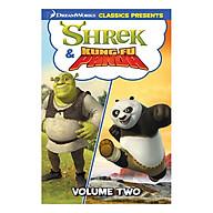 Dreamworks Classics Shrek and Kung Fu Panda (Paperback) thumbnail