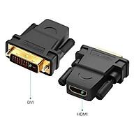 Đầu chuyển đổi DVI 24+ 1 to HDMI chính hãng Ugreen 20124 thumbnail