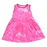 Đầm Thun Hồng Loang Cuckeo Kids T81837 thumbnail