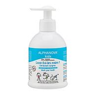 Nước rửa tay hữu cơ cho trẻ em Alphanova 300ml thumbnail