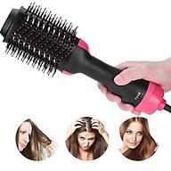 Máy uốn tóc đa năng tạo độ xoăn có sấy khí 3 in1 tặng kèm dây buộc tóc đính đá ( hình ngẫu nhiên) thumbnail