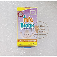 Men vi sinh Infa Biotix cho trẻ từ sơ sinh thumbnail