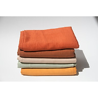 Vải Chất Liệu Linen Gân Acescor khổ 200cm x 140cm - Dùng Để May Trong Thời Trang Như Váy, Đầm, Đồng Phục, Áo thumbnail