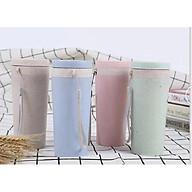 Bình đựng nước - Bình giữ nhiệt lúa mạch 300ML - Giao màu ngẫu nhiên thumbnail