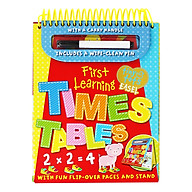 Tiny Tots Easel First Learning Times Tables (Includes a wipe-clean Pen) thumbnail