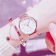 Đồng hồ nữ (Tặng lắc tay) thumbnail