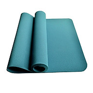 Thảm Tập Yoga 5mm, Thảm Gym, Thảm Tập Thể Dục Thể Thao Thoáng Khí Siêu Bền Chống Trơn Trượt Cực Nhẹ TM04 thumbnail