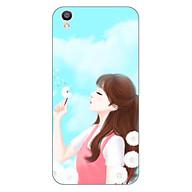 Ốp lưng dẻo cho điện thoại Oppo F1 Plus _Girl 11 thumbnail