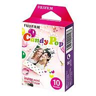 Hoạt Hình Ngay Giấy Cho Máy Chụp Ảnh Lấy Ngay Fuji Instax Mini 8 9 70 7 S 50 Candy Pop thumbnail