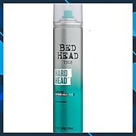 Keo xịt giữ nếp tóc siêu cứng siêu bền TIGI BedHead Hard Head Hard Hold Hair Spray 385ml thumbnail