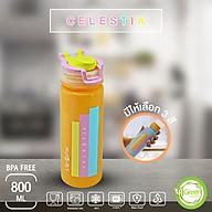 Bình nước có ống hút Picnic Celestia 800ml hàng nhập khẩu Thái Lan Made in Thailand thumbnail