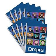 Lốc 10 Vở Viết B5 Conan Campus NB-BCZE80 (80 Trang) thumbnail