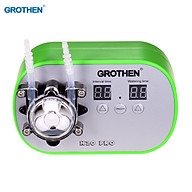 GROTHEN Timed Dosing Peristaltic Pump Metering Pump Smart Watering Device Amount Timing Control with 5 Meter Hose thumbnail