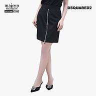DSQUARED2 - Chân váy mini phối khóa zip S75MA0530-900 thumbnail