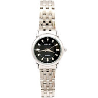 Đồng Hồ Nữ Halei HL484 (Tặng pin Nhật sẵn trong đồng hồ + Móc Khóa gỗ Đồng hồ 888 y hình + Hộp Chính Hãng) thumbnail