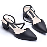 Giày sandal bít mũi Merly 1047 thumbnail