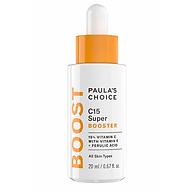 Tinh Chất Chống Lão Hóa Chứa Vitamin C Paula s Choice Resist C15 Super Booster (20ml) thumbnail