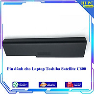 Pin dành cho Laptop Toshiba Satellite C600 - Hàng Nhập Khẩu thumbnail