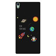 Ốp lưng dẻo cho điện thoại Sony XA Ultra _0510 SPACE06 - Hàng Chính Hãng thumbnail