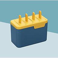 Hộp làm kem 2 lớp, khuôn làm kem 4 ngăn siêu tiện lợi GD332-Hopkem (giao màu ngẫu nhiên) thumbnail