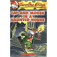 Cat and Mouse in a Haunted House (Geronimo Stilton, No. 3) thumbnail