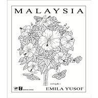 Malaysia (Sách Tô Màu) (Tái Bản 2016) thumbnail