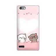 Ốp lưng điện thoại Oppo Neo 7-A33 - 01098 7874 LOVELY07 - Silicon dẻo - Hàng Chính Hãng thumbnail