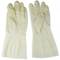 Đôi găng tay cao su cao cấp siêu dai, đàn hồi tốt, tránh hóa chất, chống hao mòn, vật sắc nhọn thumbnail