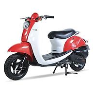 Xe ga 50cc Scoopy màu đỏ thumbnail
