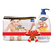 Tã dán Drypers Touch XL 30 miếng (12 - 17kg) + tặng dầu gội Drypers 750ml thumbnail