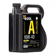 Dầu động cơ ô tô Bizol Allround 10W-40 (can 4L) thumbnail