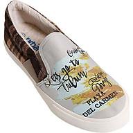 Giày Slip On Nữ Urban UL1602OL - Be thumbnail