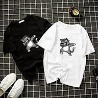 Áo thun Nam Nữ Không cổ MÈO HIPHOP CIMT-0028 mẫu mới cực đẹp, có size bé cho trẻ em áo thun Anime Manga Unisex Nam Nữ, áo phông thiết kế cổ tròn basic cộc tay thoáng mát thumbnail
