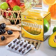 Viên uống TPCN PHARMAGEL FORT bổ sung vitamin,tăng cường sức đề kháng cho cơ thể - Hộp 100 viên thumbnail