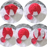 Turban không họa tiết (mầu đỏ vải cotton 5-10kg) thumbnail