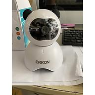 Camera ip wifi xoay 360 độ Orikon gầu trúc - Hàng chính hãng thumbnail