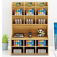 Hộp bút mini siêu đẹp, cắm viết các loại, kệ bút văn phòng để bàn ( Mầu ngẫu nhiên ) thumbnail