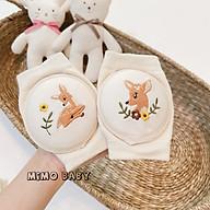 Bọc bảo vệ đầu gối cao cấp phong cách Hàn quốc cho bé tập bò thumbnail