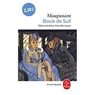Truyện đọc Pháp - Poche classiques - Boule de Suif - Maupassant thumbnail
