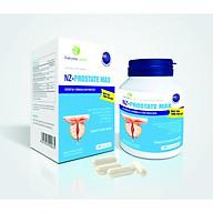 Viên uống hỗ trợ điều trị phì đại tuyến tiền liệt PROSTATE MAX giảm viêm u xơ tuyến tiền liệt giảm rối loạn tiểu tiện thumbnail