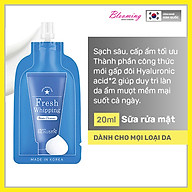 Sữa rửa măt tạo bọt sạch sâu lỗ chân lông, không gây kích ứng da Beausta Fresh Whipping Foam Cleaner 20ml thumbnail