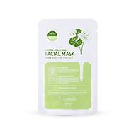 Mặt nạ siêu dưỡng ẩm, làm dịu da, cho làn da căng bóng và mềm mịn Hàn Quốc Lagivado Hydra Calming Facial Mask thumbnail